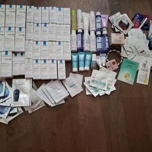 Brand New Huge Sample Skincare Set